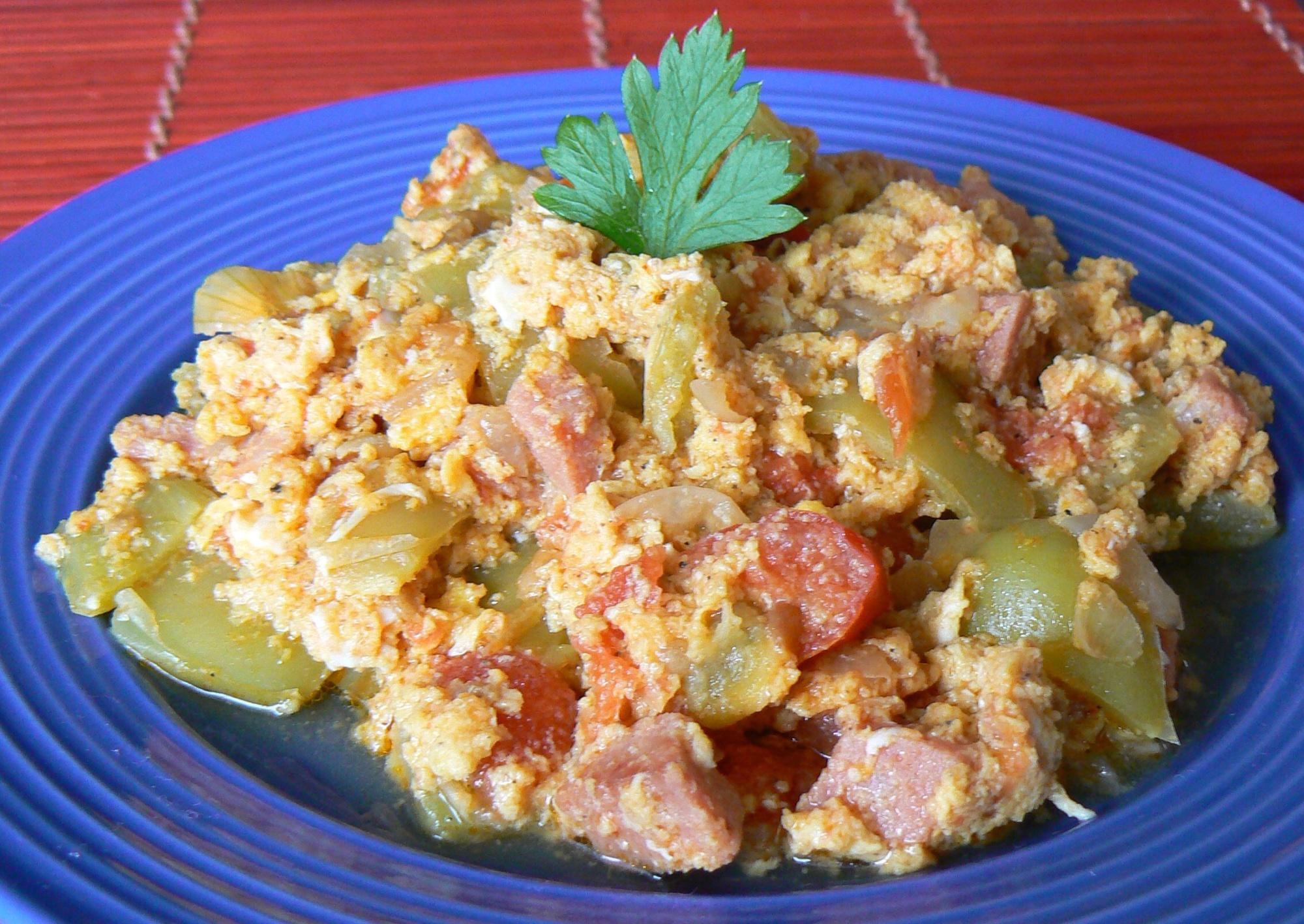 Fotografie receptu: Lečo