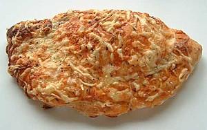 Fotografie receptu: Calzone s trojím sýrem