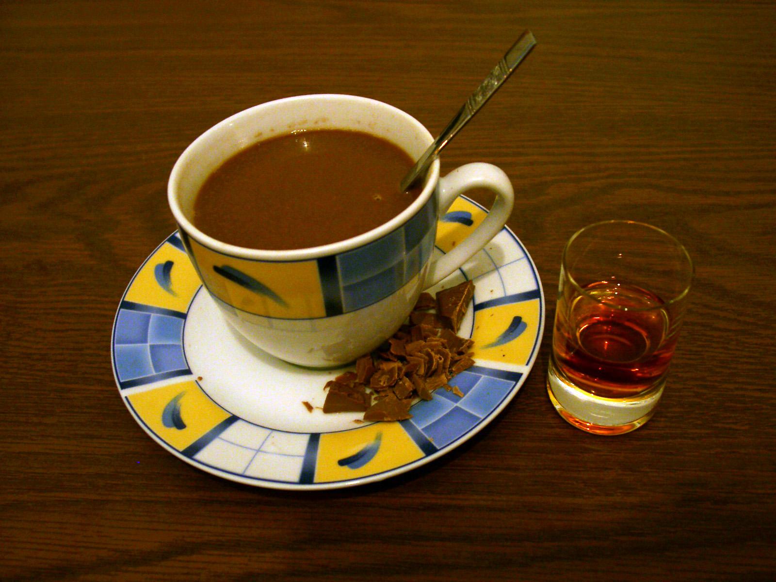 Medovinová čokoláda