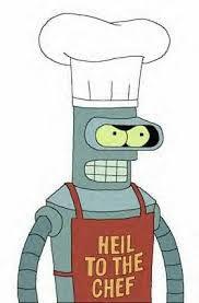 Železný Kuchař Bender