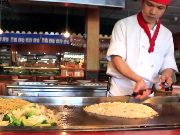 Mistrovství japonského šéfkuchaře