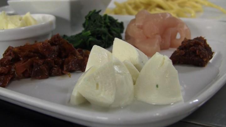 Italské těstoviny strozzapreti v podaní šefkuchaře