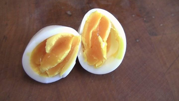 Jak uvařit vejce aby neprasklo a dalo se dobře oloupat