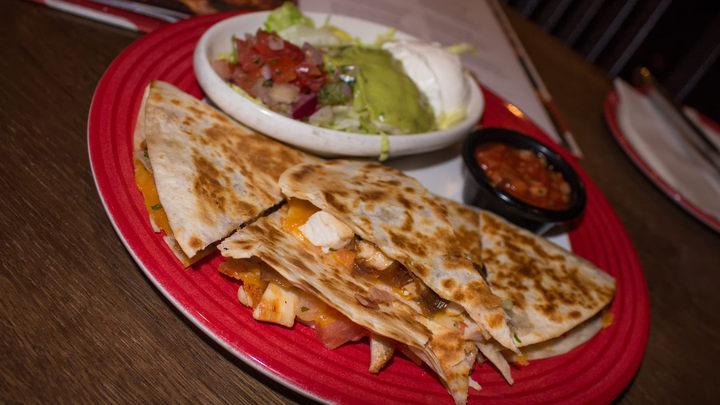 Recept na mexickou quesadillu